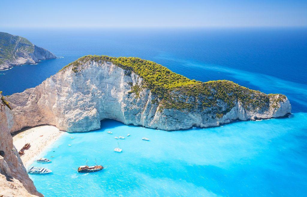 Моря греции фото названия
