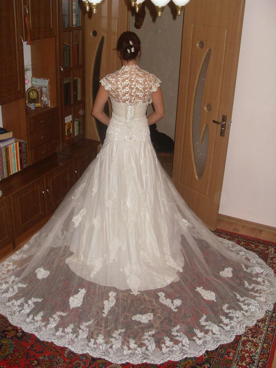 Как сшить пышное свадебное платье - Свадебная комната 97