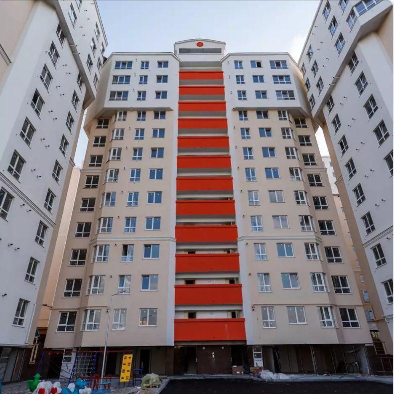 Se vinde apartament cu 1 odaie in varianta alba cu o planificare superba 26 500 EUR