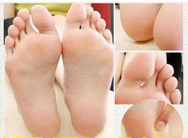 новинка педикюр на пол года Baby Foot Pedichiura Pentru Jumatate