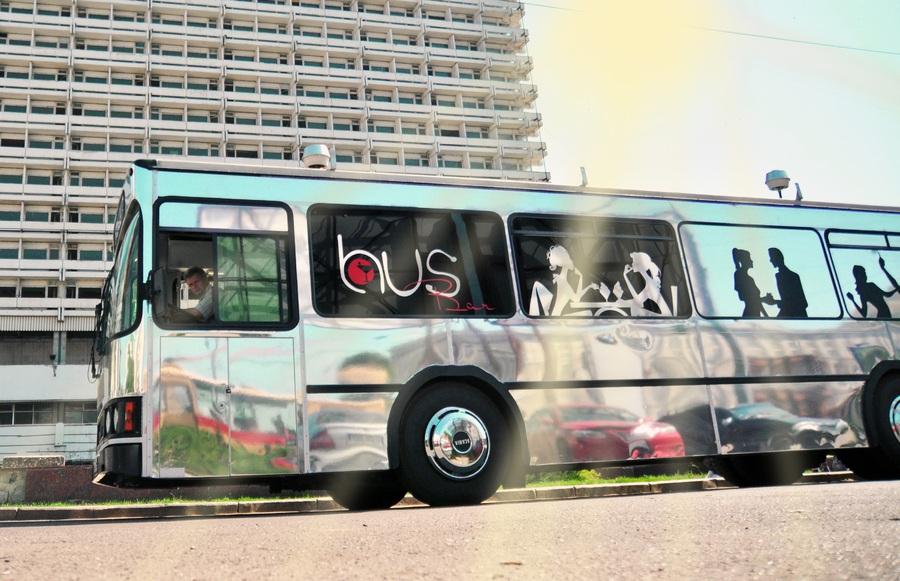 Бар для автобуса своими руками