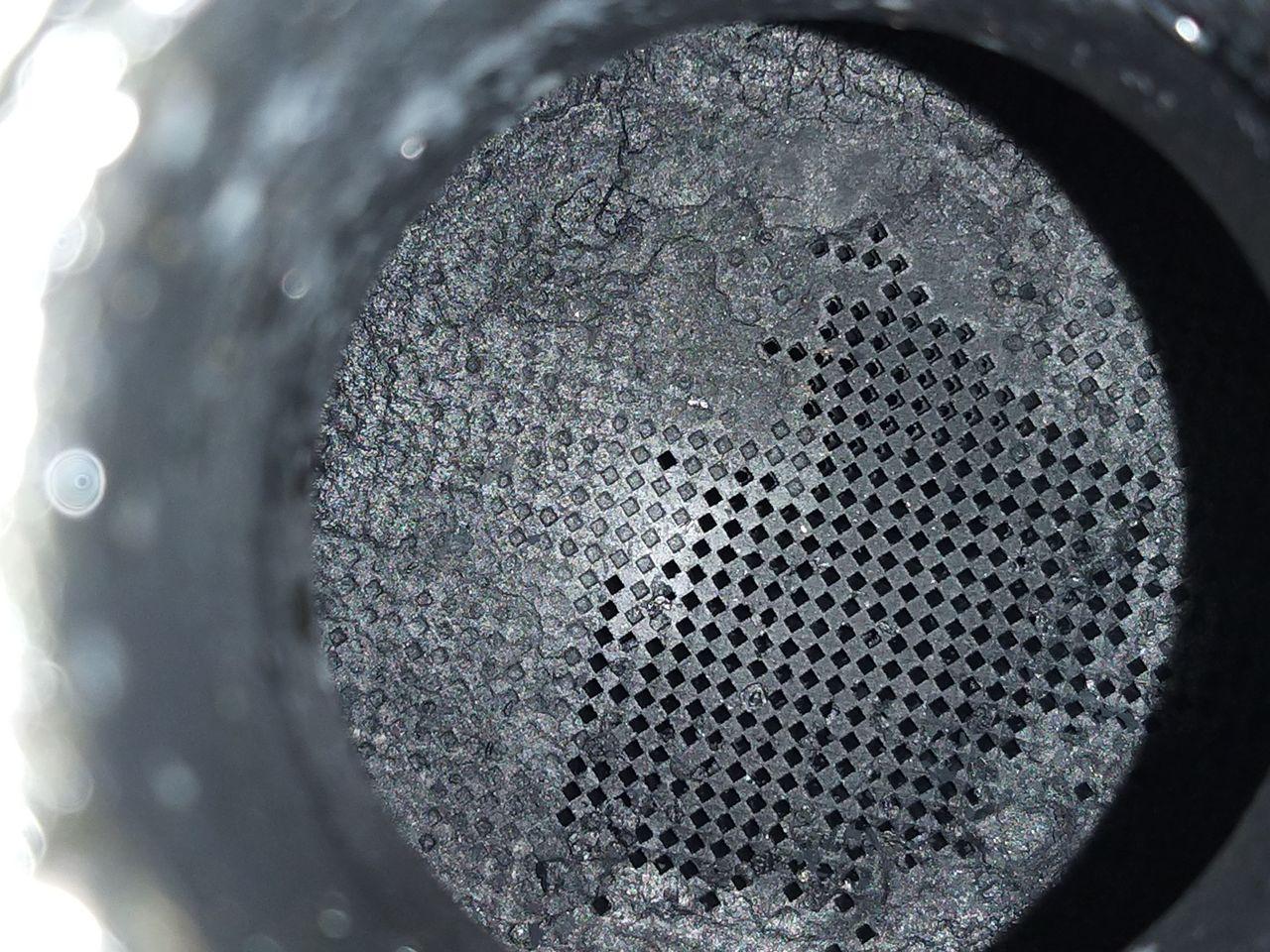 картинка сажевого фильтра видом своим