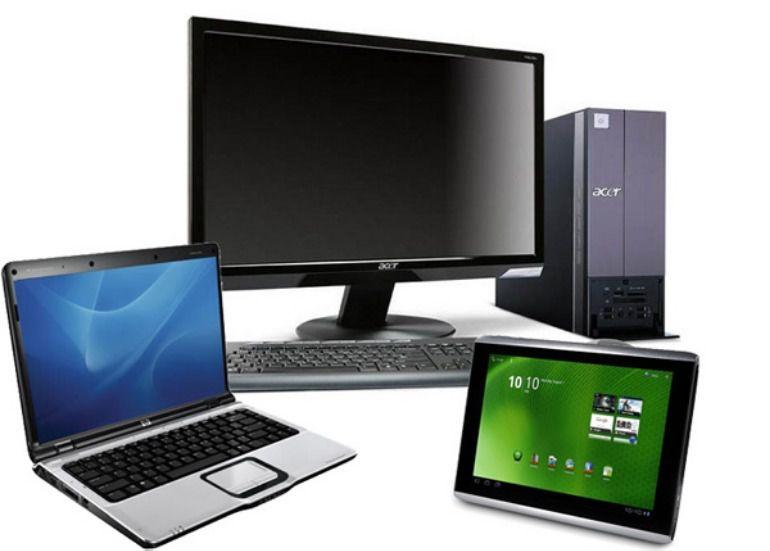 Компьютеры ноутбуки в картинках