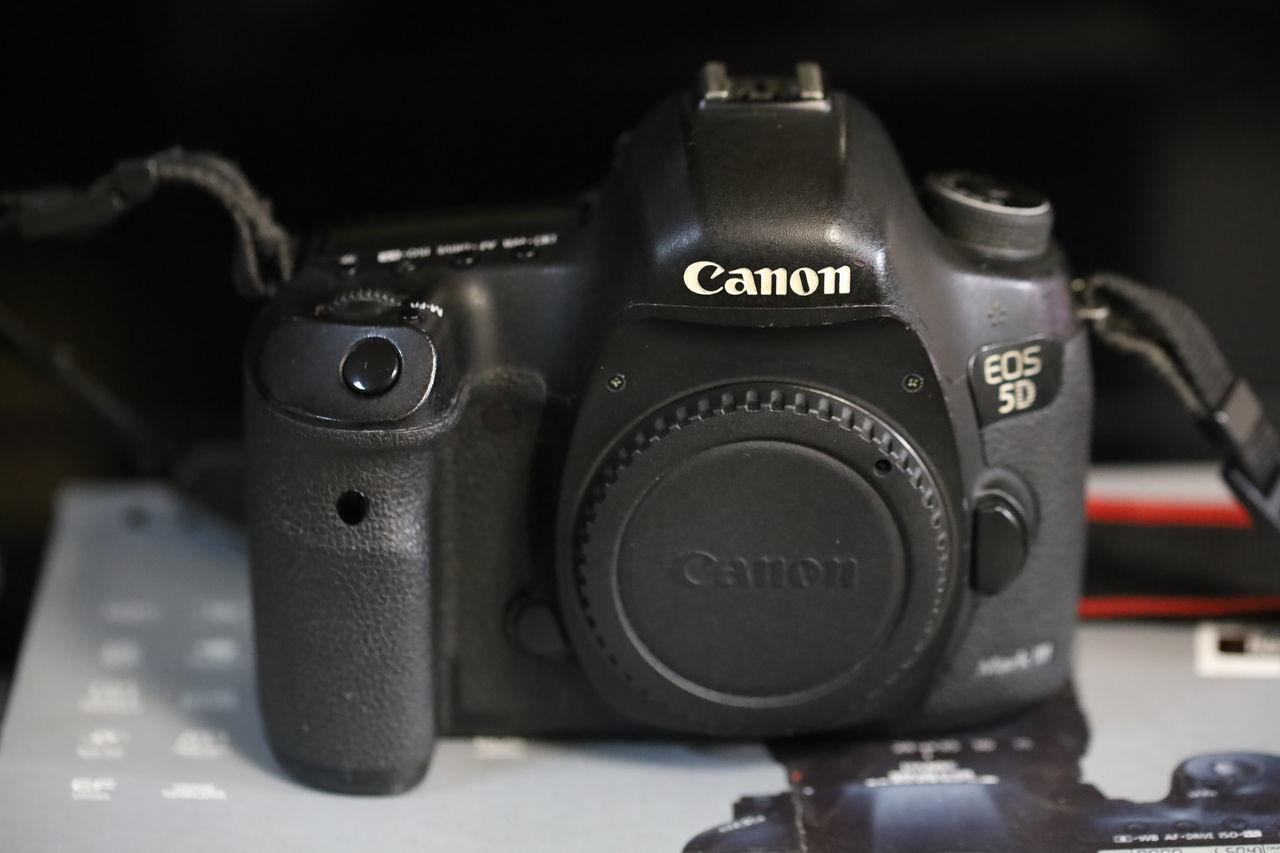 Пробег фотоаппарата на английском
