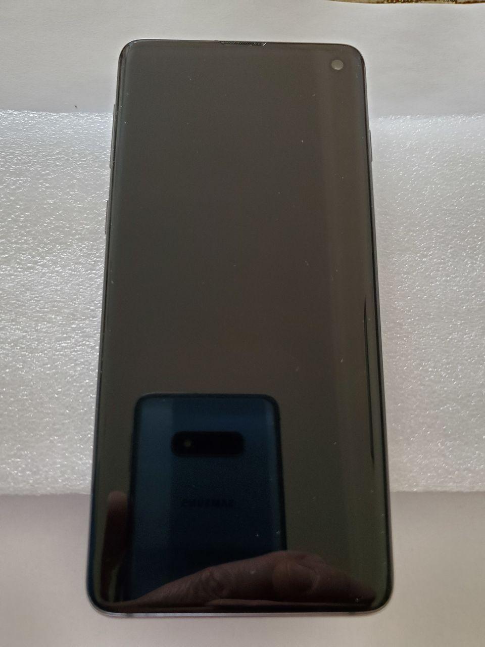 Samsung Galaxy S10 ( SM-G973U GSM/CDMA/LTE). Я сам в шоке от этой цены