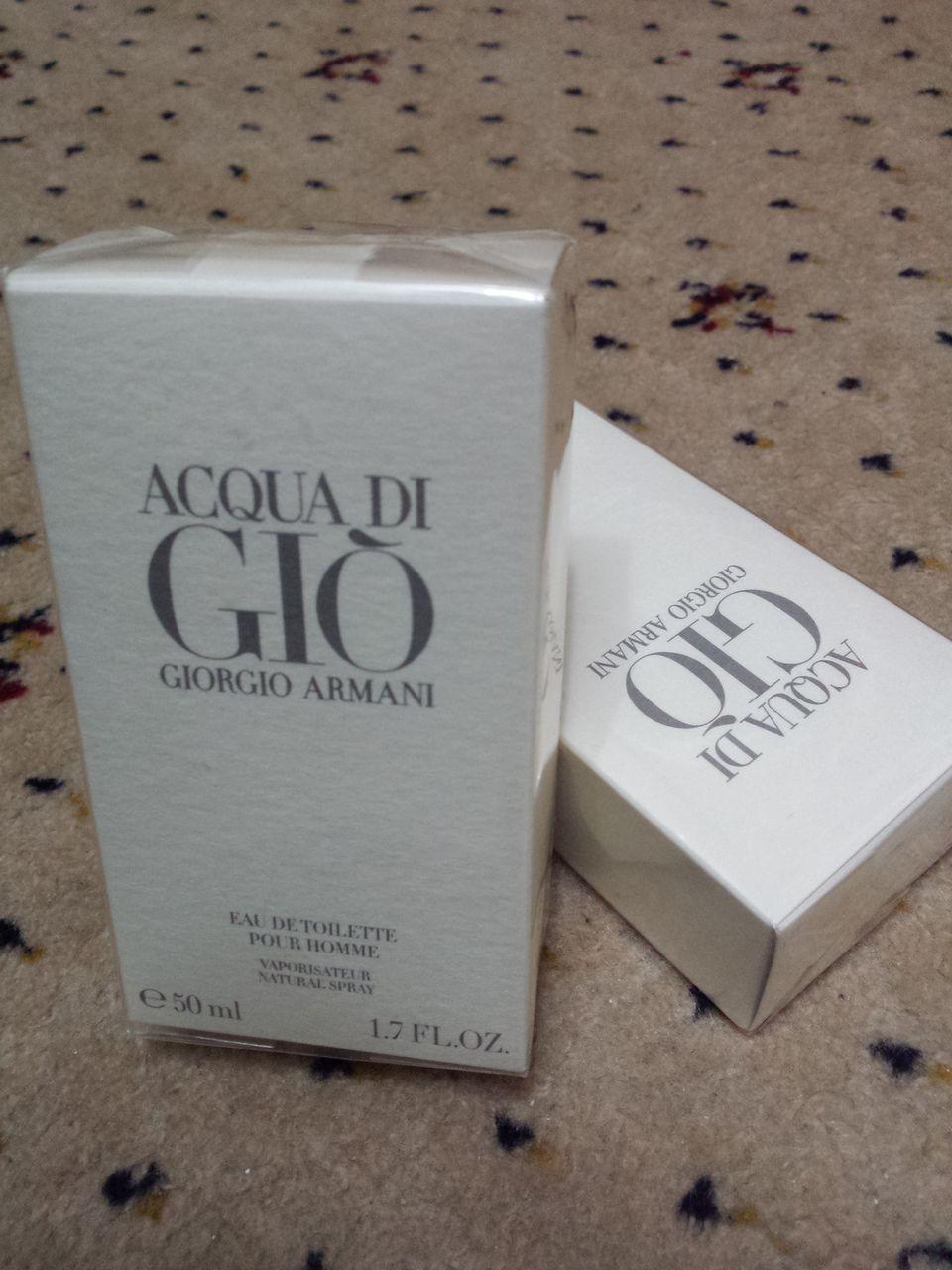 Acqua Di Gio Giorgio Armani Original