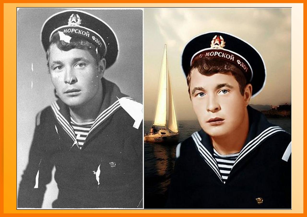 реставрация старых фотографий в москве мире