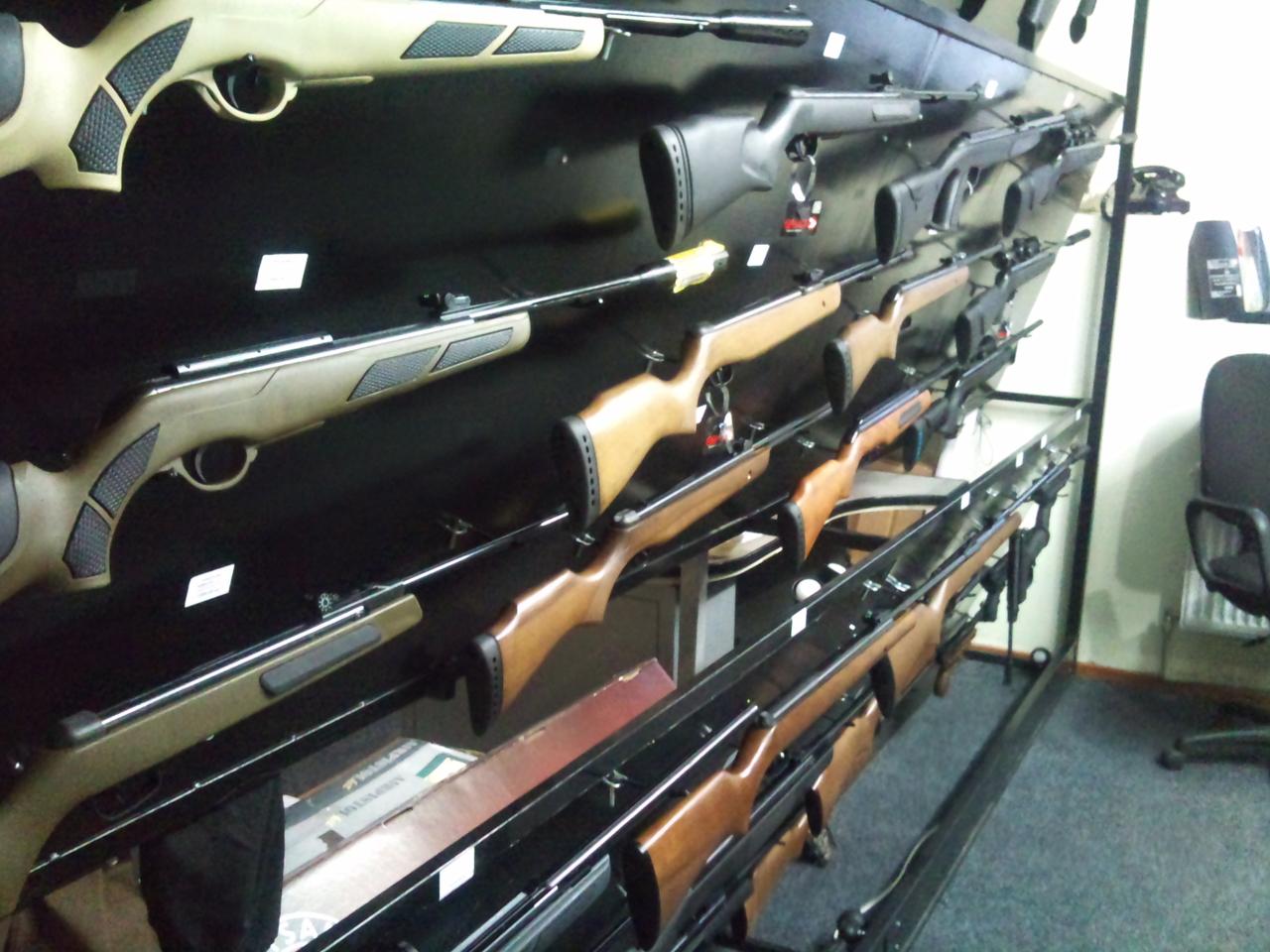Arma de vinatoare tip toz-63, teava cromata, calibrul 16-70mm, cu permis, legal