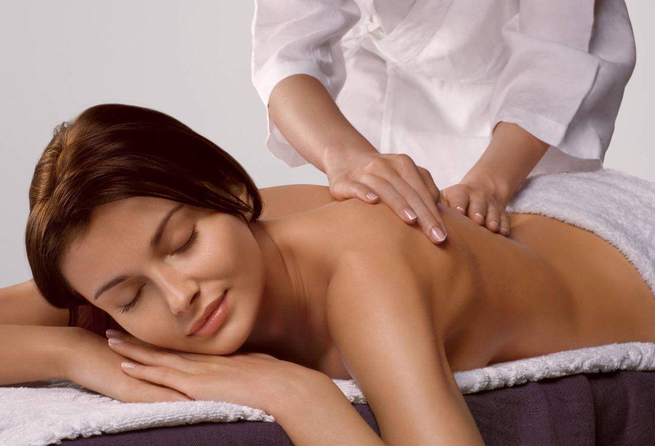 Как предложить девушке сделать массаж
