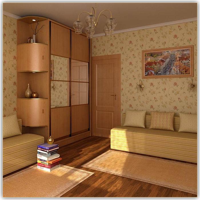 Ремонт комнаты своими руками не дорогой