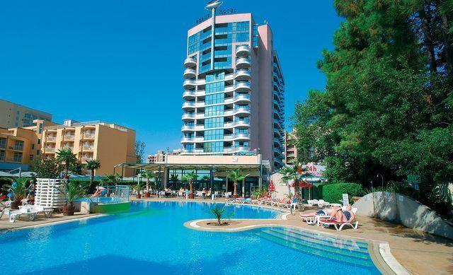 Отель санни бич болгария