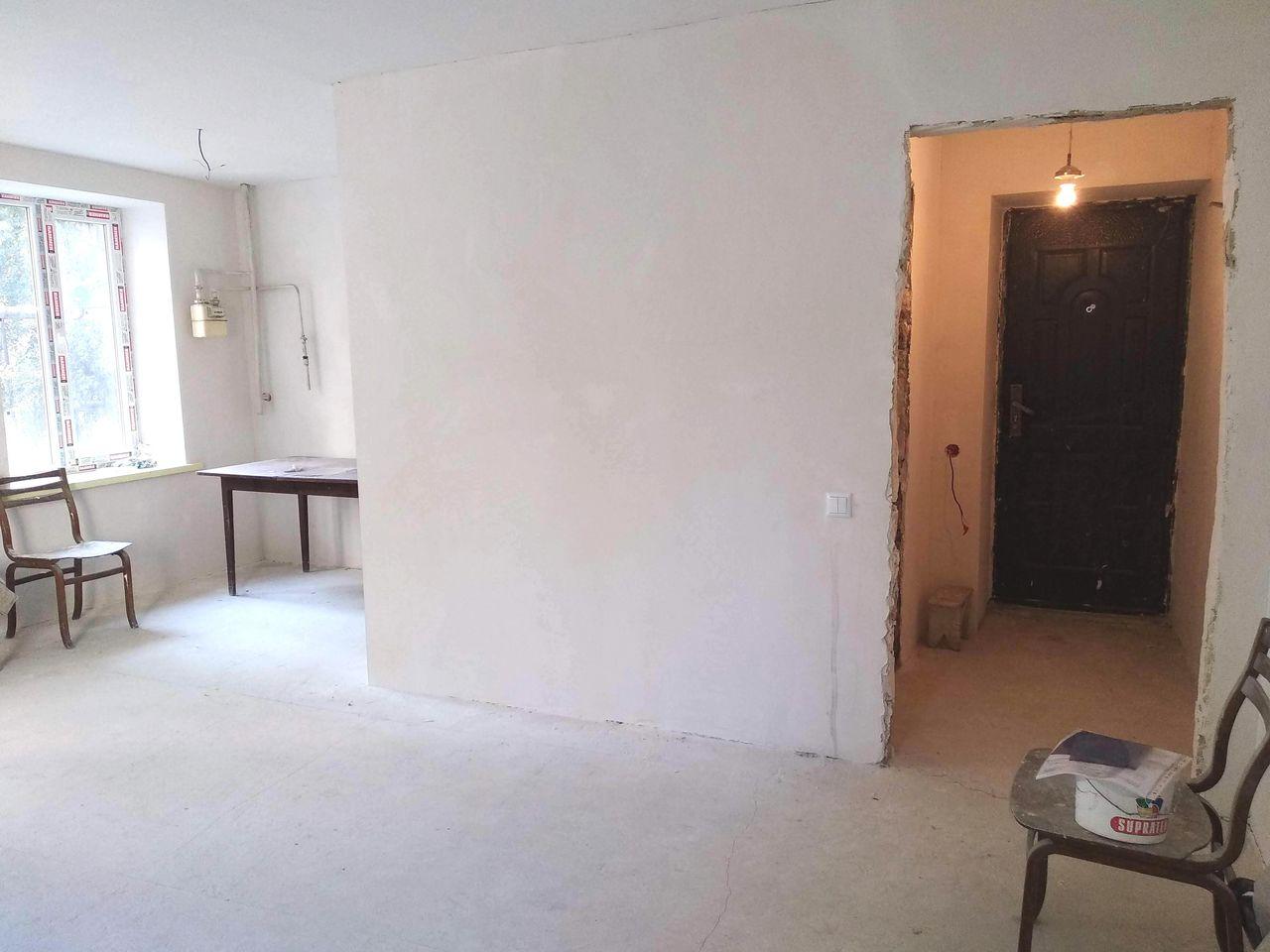 Продам 1к квартиру, 35м2, ТВладимиреску, Новая элпроводка, стеклопакеты, выровнены стены, пол