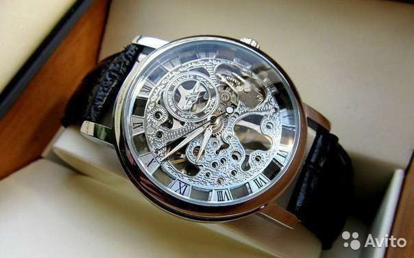 часы с прозрачным механизмом купить мужские загрузите