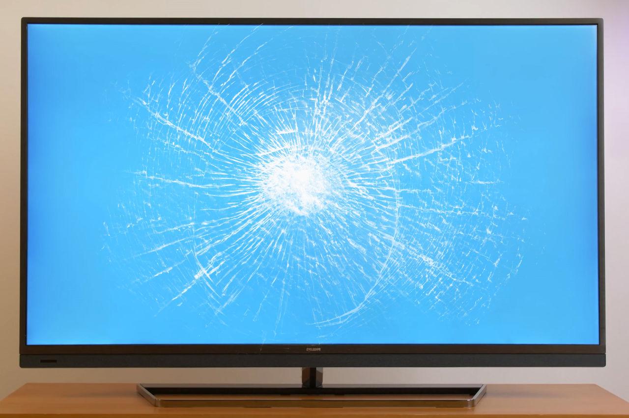 этап картинка телевизор сломан очень