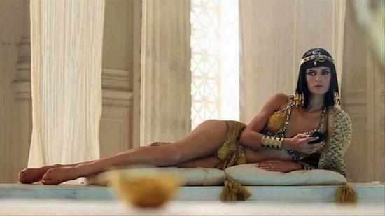 Секс с прелестной египтянкой
