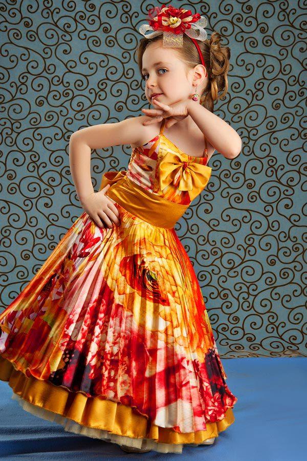 Платье на карнавал своими руками