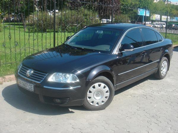 VW Passat b5 или Skoda Octav…