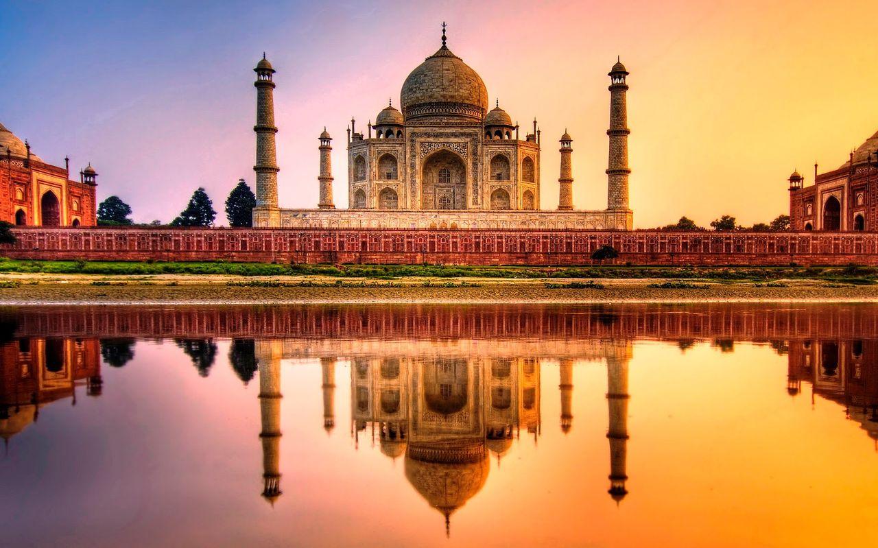 Картинки красивых места в индии