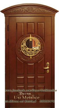 элитные входные двери с львом