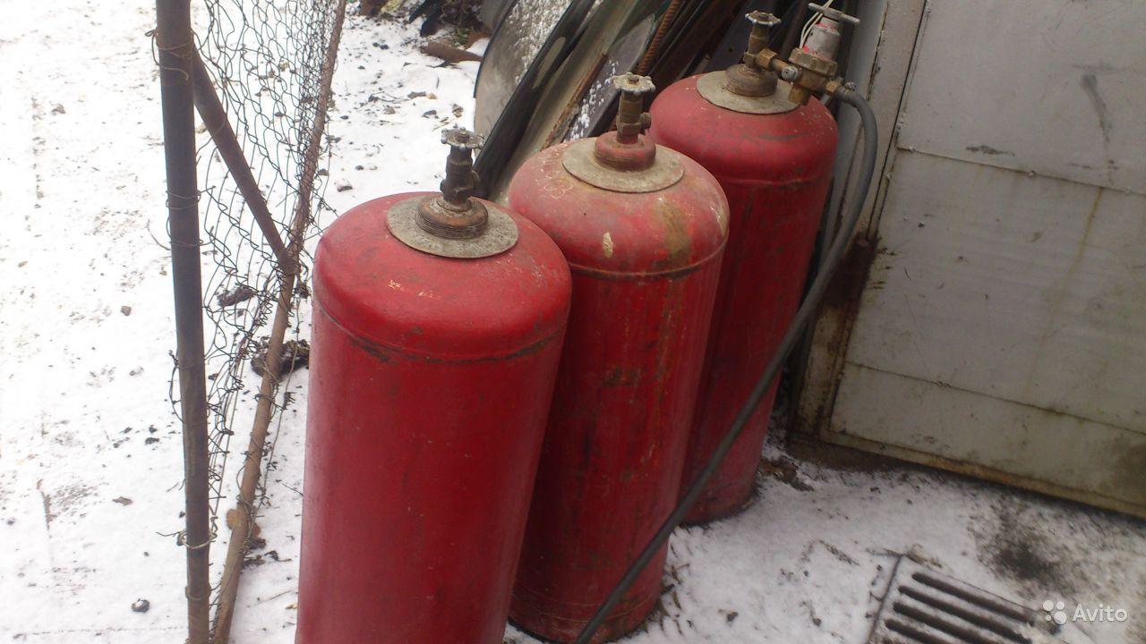 Ремонт газового баллона