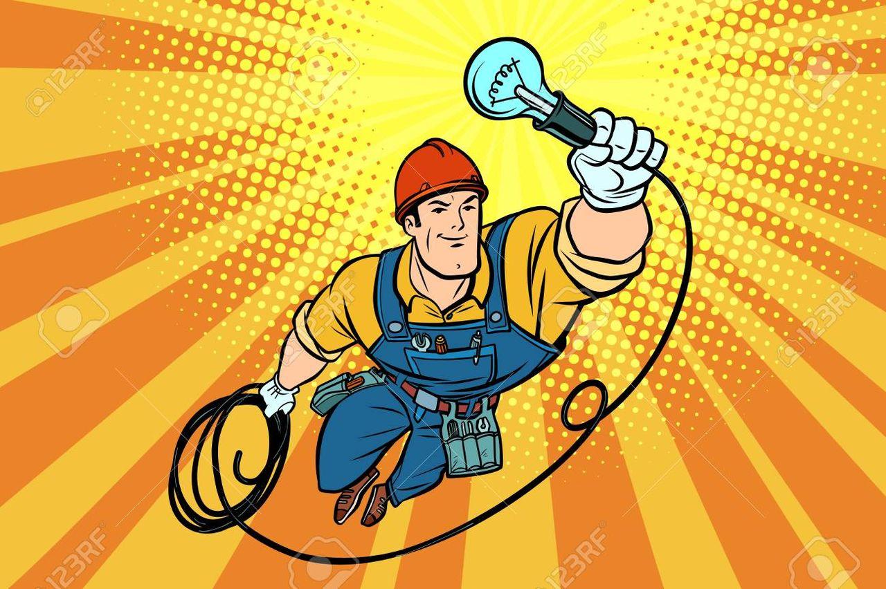 Поздравления новый, прикольные рисунки на электриков