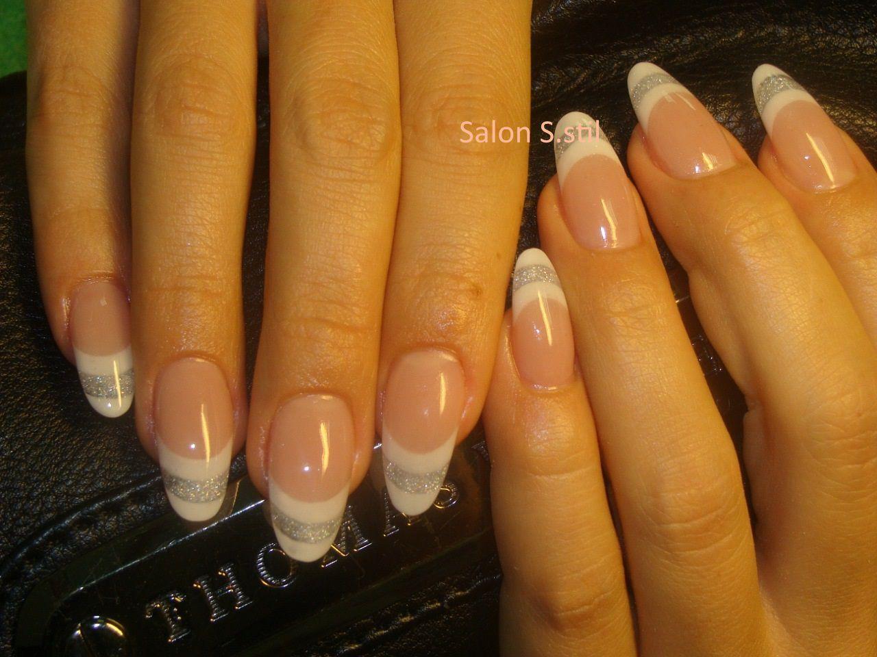 Оформление ногтей френч-дизайн варианты