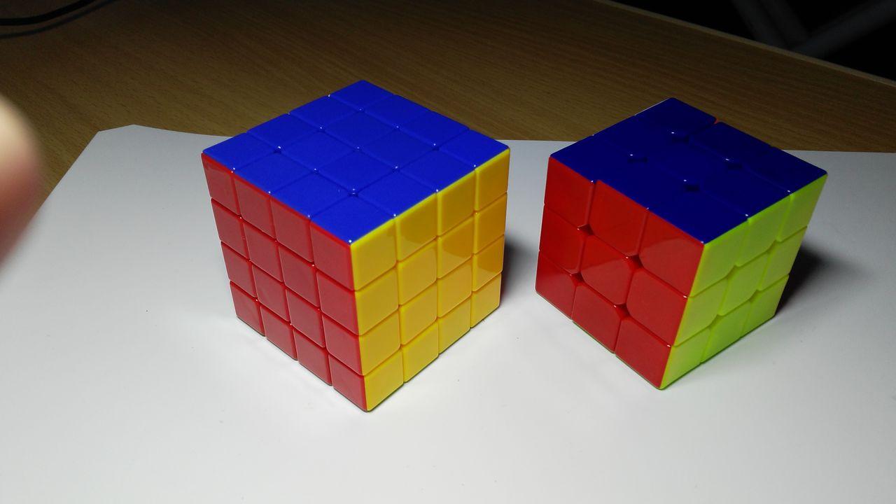 Как сделать кубик рубика своими руками из бумаги 1