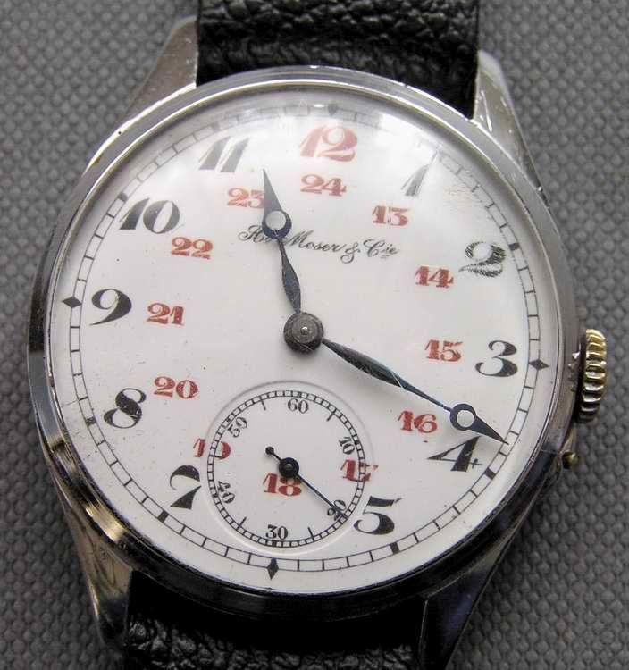 Механизм осмотрен часовщиком, состояние рабочее.
