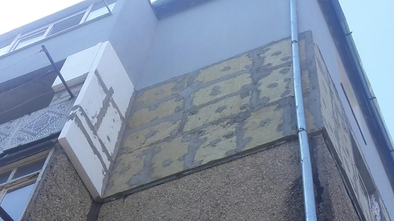 Утепление домов и квартир.установка козырьков.переделка балк.