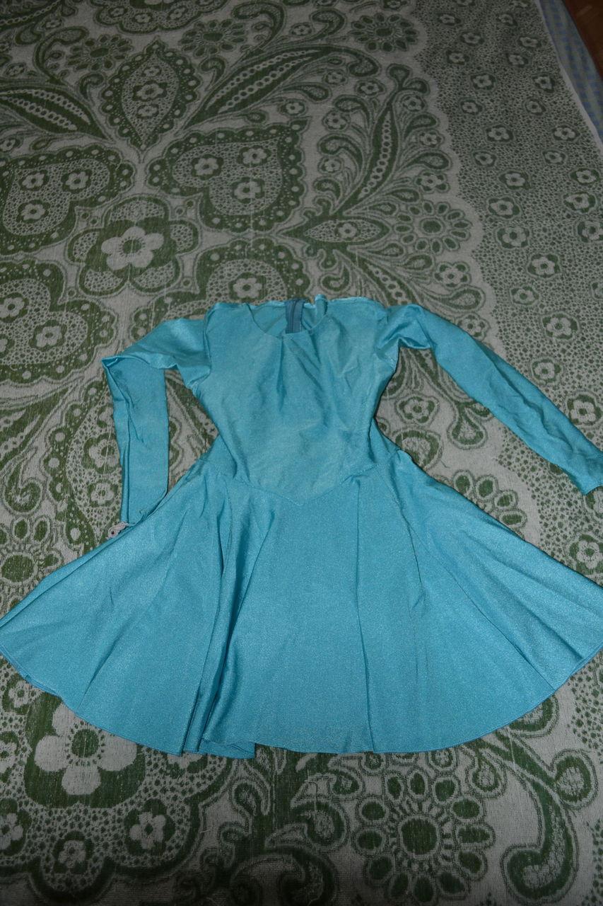 Танцы платье трусики 2 фотография