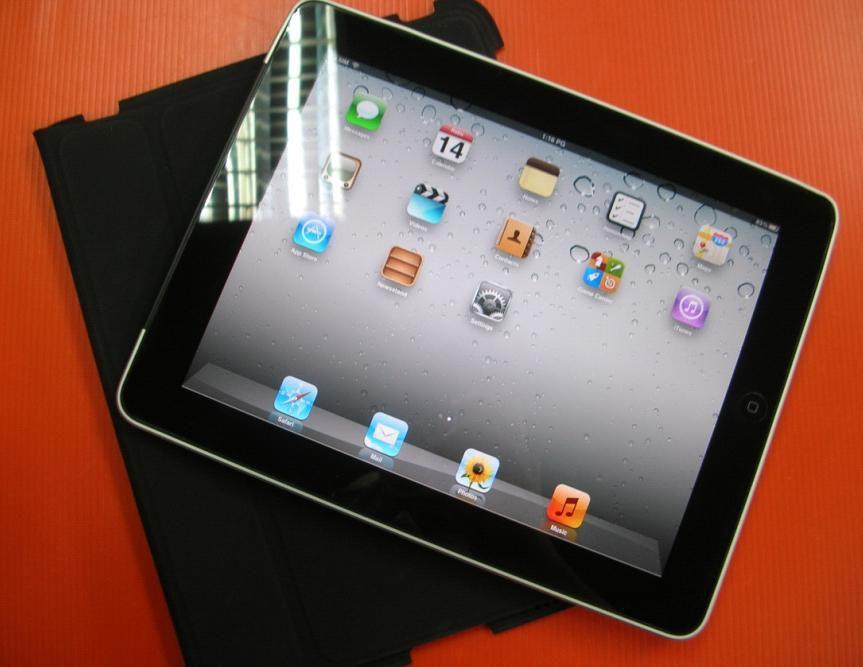планшет айпад 1 фото