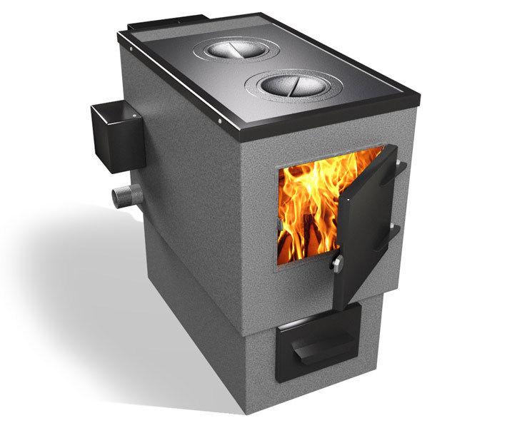 Отопление загородного дома без газа  варианты отопления