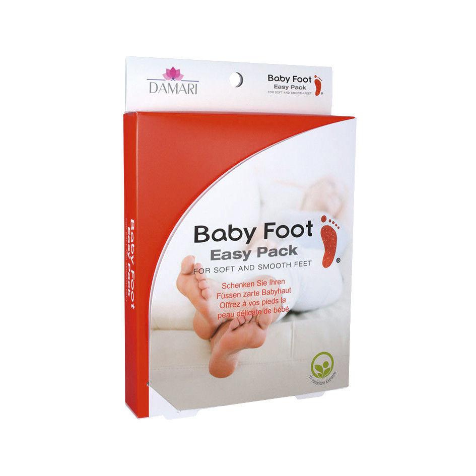 Педикюрные носочки Baby Foot в Эмбе