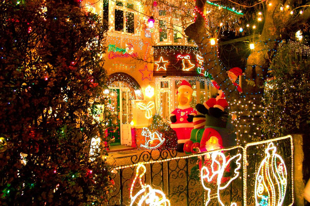 фото рождественских картинок месяца