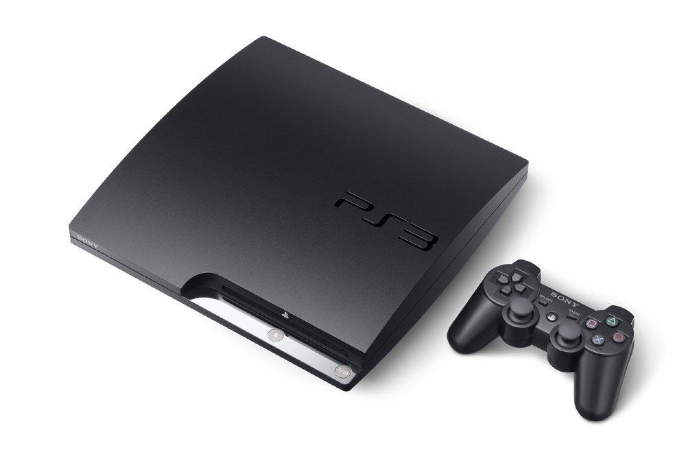 Продам Playstation 3 слим 320Гб , почти новая, все кроме.