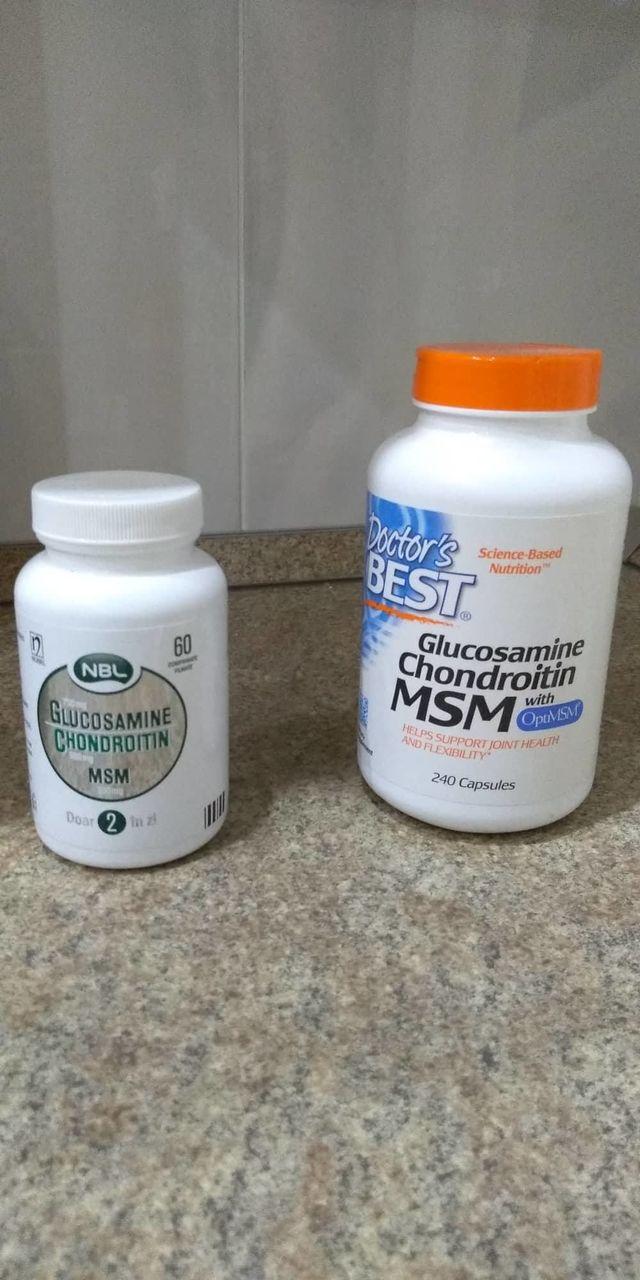 vitamine condroitină glucozamină