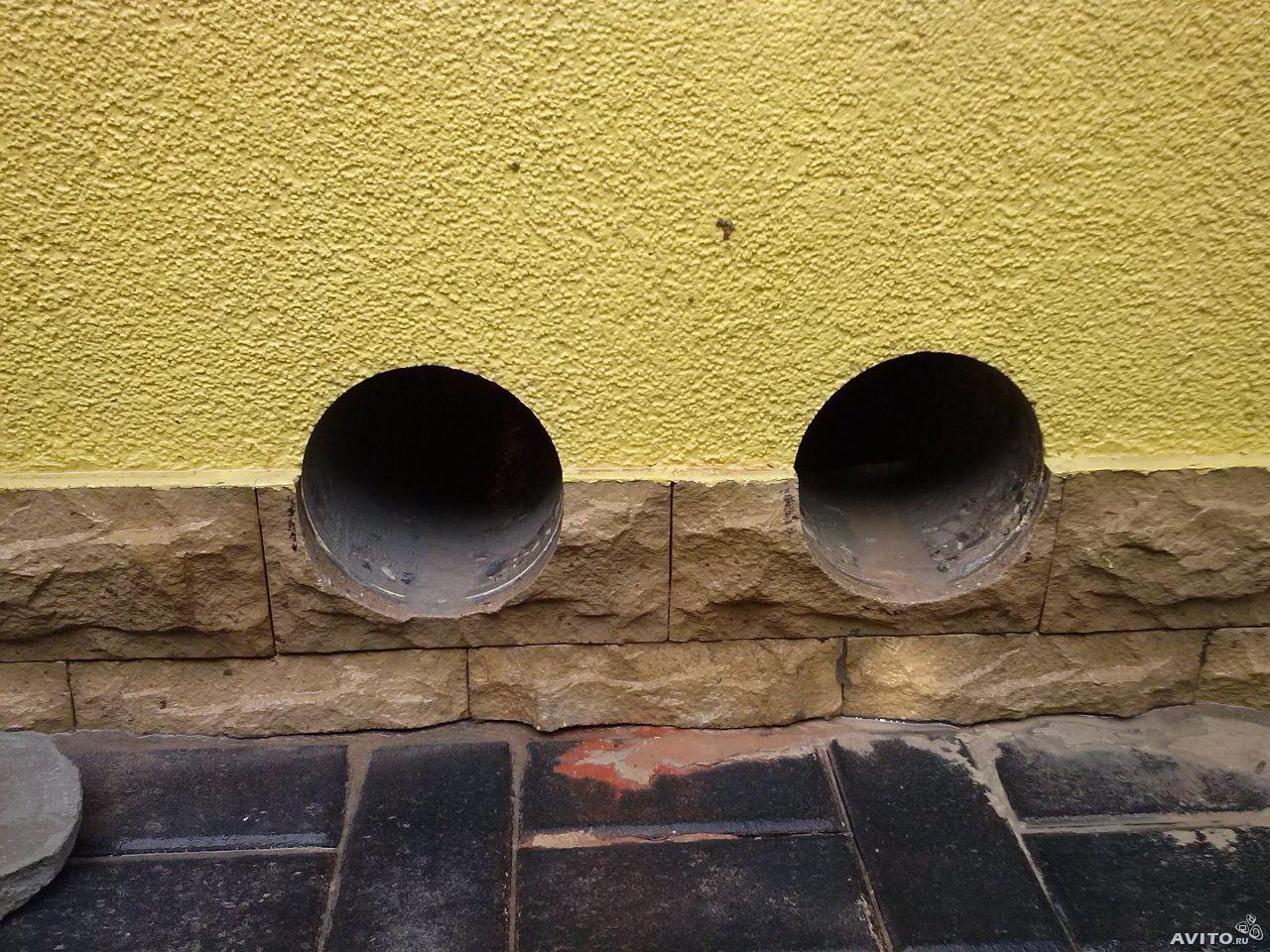 отверстия в стене