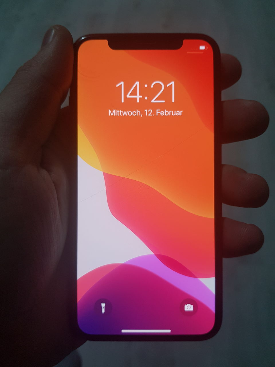 iphone X 64 black ideal
