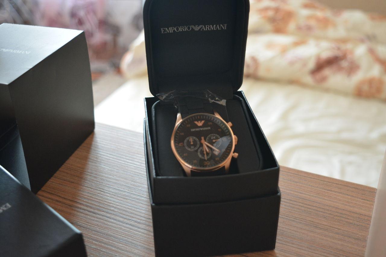 emporio armani официальный часы 303 Аромат