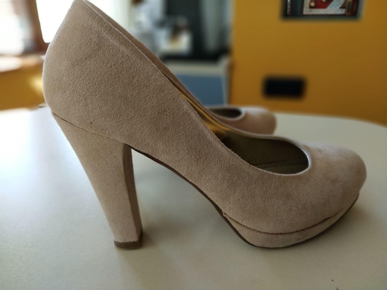 Pantofi Roz Nude Marimea 37