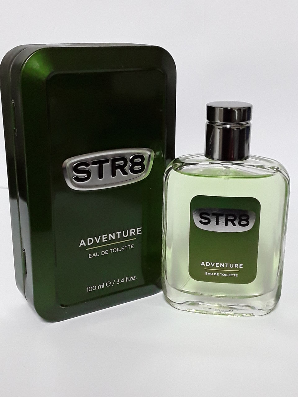 парфюм мужской Str8 Adventure