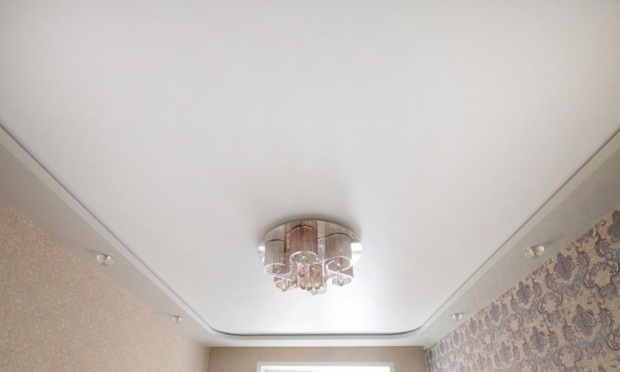 классический натяжной потолок картинки фото обновляющиеся модели лучших