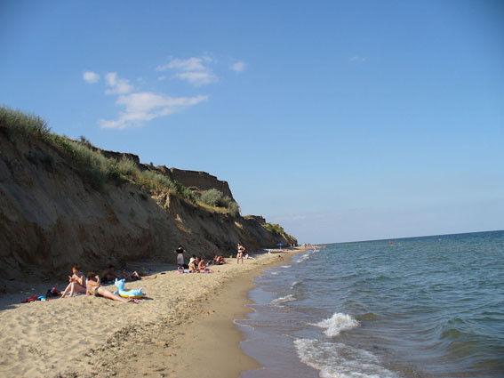 Маша одесса отдых у моря сентябрь ротики