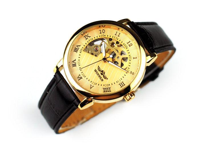 Часы фирмы скилетон