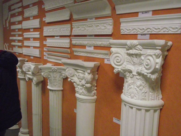 Как своими руками сделать колонны