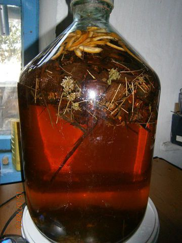 Приготовление из спирта коньяк в домашних условиях 86