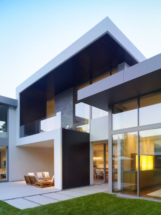 Дизайн модерн домов