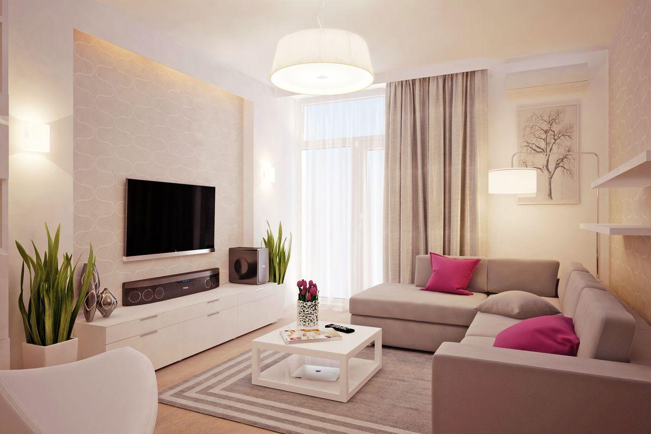 Как сделать красивой гостинную
