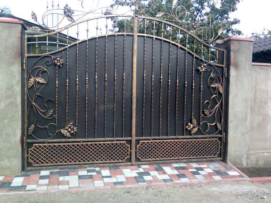 купить ворота в молдавии