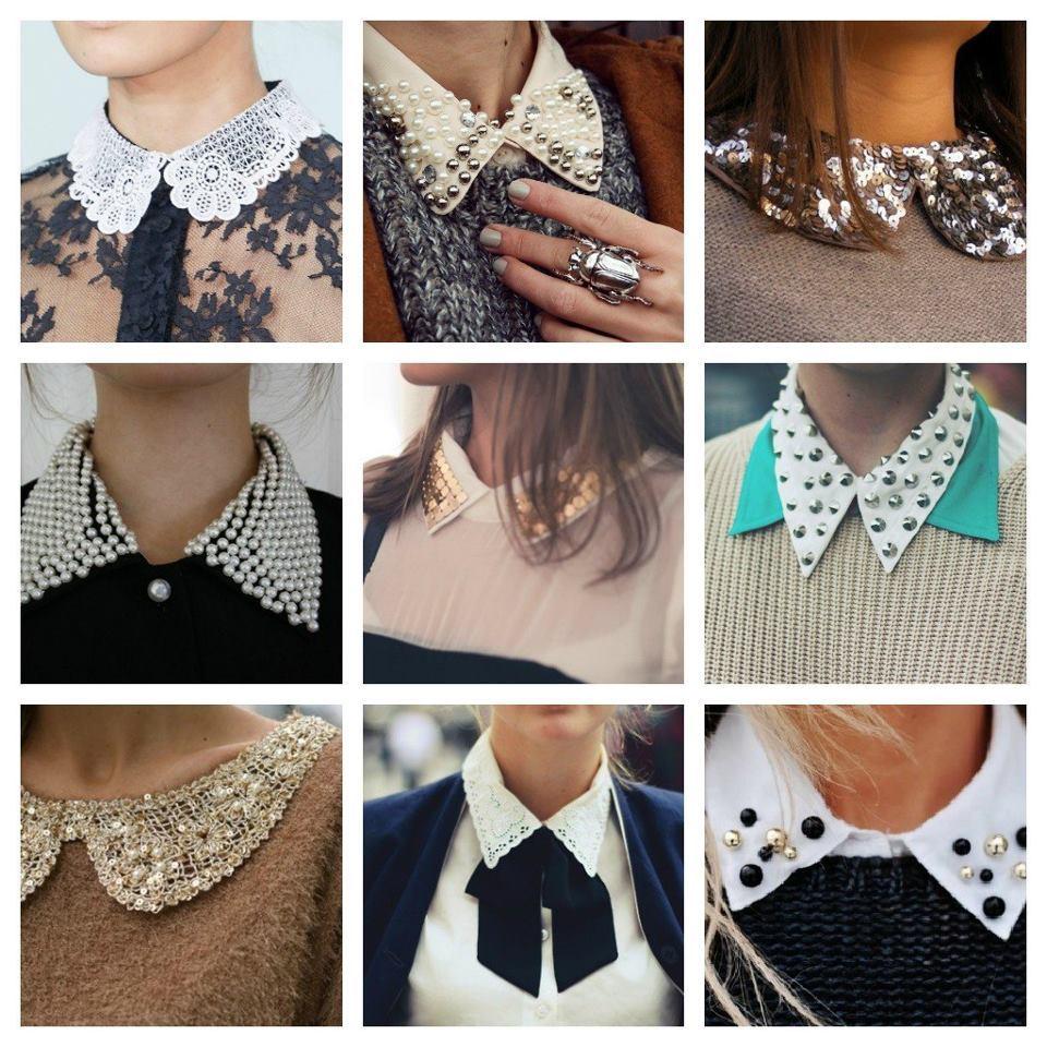 Как декорировать блузку своими руками фото 1